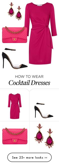 """rosa"" by vinicius-marca-vm on Polyvore"