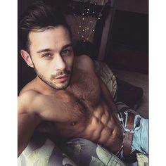 Adam Phillips Selfie