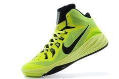 Buy Nike Hyperdunk 2014 XDR Volt/Black Shoes for Men