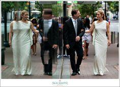 Urban Garden-Ritz Carlton WeddingCharlotte, NC#ritz #carlton #wedding #charlotte #photographer #sleek #modern #uptown #wedding #yellow #grey