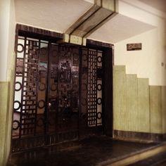 Instagramanía arquitectónica 9: Art Nouveau en DF | Hotel Garage