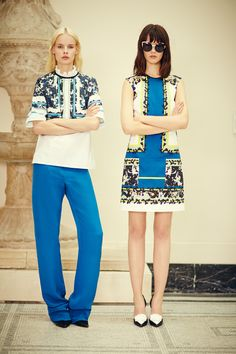 Erdem Resort 2014 Collection