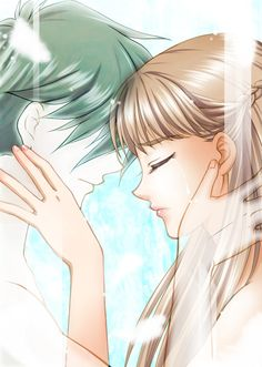 Heero Yuy and Relena Darlian/Peacecraft of Gundam Wing Duo Maxwell, Heero Yuy, Brothers Conflict, Gundam Wing, Diabolik Lovers, Romantic Couples, Tokyo Ghoul, Anime Couples, Sailor Moon