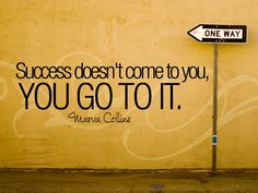 Your decision to success is the single most important decision you can make in achieving your goals. Success happens to those who go for it. Definition Of Success, Motivational Quotes, Inspirational Quotes, Rap Quotes, Nice Quotes, Quotable Quotes, Go For It, Successful People, Successful Entrepreneurs