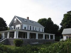 1895 Maine farmhouse  J. Schwartz Design