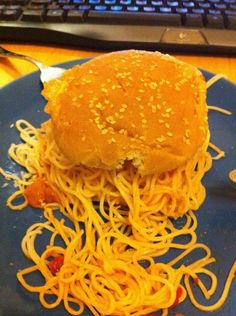 On a sesame seed bun. OK! Why the fuck not! | 28 Of The Worst Things That Have…