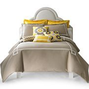 Happy Chic by Jonathan Adler Lola Solid Duvet Cover Set & Accessories