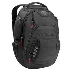 Ogio Renegade RSS Laptop/Tablet Backpack (Black, Large) for only $134.96 You save: $15.04 (10%)