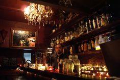 The Albatross in Golden Gai   21 Cozy Photos From Tokyo's Hidden Bars