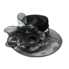 Two Tone Kentucky Derby Hat