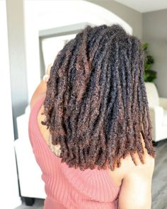 Nattes Twist Outs, Curly Hair Styles, Natural Hair Styles, Beautiful Dreadlocks, Starter Locs, Braids With Curls, Dope Hairstyles, Mane Attraction, Naturally Beautiful