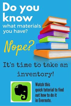 """Have you ever purchased a book you already have? Ever found a resource on your bookshelf and thought, """"Oh - this would have been helpful a couple months ago...I wish I knew I had it""""? Have you ever searched for an activity on TpT because it was easier to"""