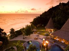 Maia Luxury Resort & Spa (Seicheles)