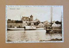 AK GREIFSWALD 1915 Hafen ( 28345 | eBay