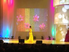 Miss Universe Canada Riza Santos wearing #gakuya by Kim Gan at the Canada Philippine Fashion Week 2013