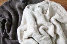 vince and iro sweaters