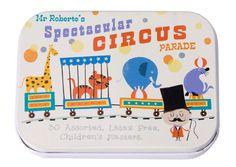Circus pleisters