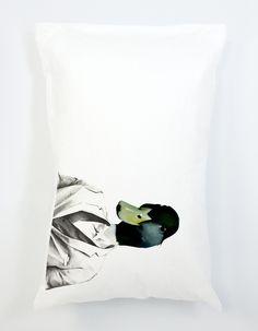 Allons Enfants pillowcase