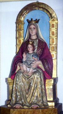 Nuestra Señora de Coromoto Patrona de Venezuela Fiesta: celebrada tres veces al año, el 2 de febrero y el 8 y 11 de septiembre