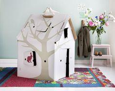 Bubble Tree House - Cardboard Toys - Casa Cabana Deco