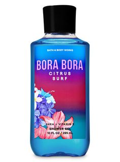 Bora Bora Citrus Surf Shower Gel - Bora Bora Citrus Surf Shower Gel – Bath And Body Works The Effective Pictures We Offer You About - Bath Body Works, Bath And Body Works Perfume, The Body Shop, Body Shop At Home, Diy Body Wash, Homemade Body Wash, Lush Shower Gel, Diy Shower, Shower Time