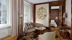 Park Hyatt Vienna is one of the most luxurious hotels in Vienna, located in a historic building close to all the main attractions. Vienna Hotel, Visual Merchandising, Most Luxurious Hotels, Hotel Services, Fine Hotels, Design Furniture, Furniture Ideas, Vienna Austria