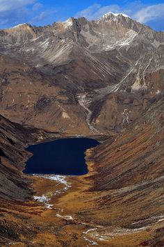 Lamo Latso Lake: If Dalhai Lhama passed, high - ranked lhamas will come here to pray to the lake and observe the lake for any sign shown on it, by this way, they could tell the name of and where to find the reincarnated soul boy.