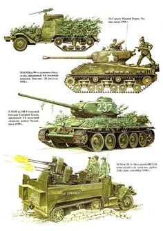 Slaughter is the best medicine (Military equipment during the Korean war.)
