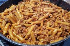 Easy Dinner Recipes, Pasta Recipes, Cooking Recipes, Tortilla Pinwheel Appetizers, Healthy Pastas, Love Eat, My Best Recipe, Pasta Dishes, Macaroni And Cheese