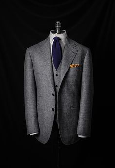 The Distinguished Gentleman Sharp Dressed Man, Well Dressed Men, Mens Fashion Suits, Mens Suits, Men's Fashion, Moda Do Momento, Mens Attire, Gentleman Style, Gentleman Fashion