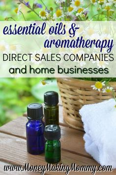Essential Oil Business and Aromatherapy Direct Sales (List) Home Party Business, Successful Home Business, Home Based Business, Online Business, Business Ideas, Business Products, Cash From Home, Work From Home Moms, Direct Sales Companies