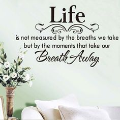 Have you experienced that moment when it took your breath away?