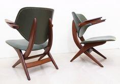 1960 Pelican Webe Chair | Design: Louis V. Teeffelen | Netherlands