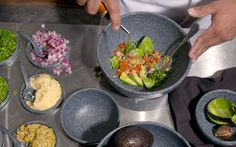 Create the guacamole from Antojitos Authentic Mexican Food with this exclusive recipe.