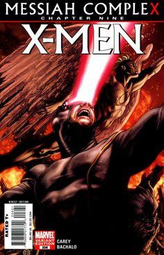 X-Men #206 (Variant) by Simone Bianchi
