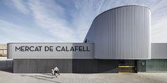 Galería de Mercat Calafell / Batlle & Roig Architects - 7