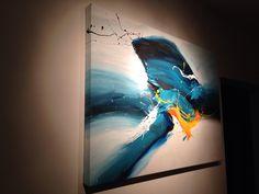 Seab breeze, painting by Dan Bunea, video: http://youtu.be/uQHIgUZx_J8