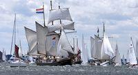 Windjammerparade :: Kiel Sailing City