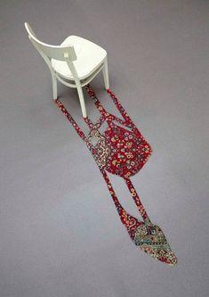 Sakir Gökcebag - chair and carpet Fluxus, Art Station, Retro Aesthetic, Everyday Objects, Textiles, Art Object, Painting Tips, Installation Art, Make Art