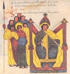 Biblia de San Isidoro de Leon, Biblioteca, Colegiata S. Isidoro, Leon, 960 - Solomon