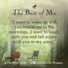 Nicholas Sparks quotes | Nicholas Sparks Quote from #TheBestofMe