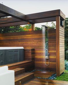 Outdoor Bathroom #interior #bathroom #instagood #interiordesign #loveit #furniture #decoration #home #photoofday #beautiful #designs #sofa #table #architectural #architecture #decoration #light #outdoors by heaven_interior