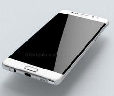 أحدث صور Galaxy Note7 render تكشف عن تصميم الهاتف المرتقب