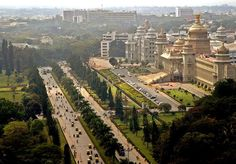 Heart of India's IT Capital – Banglore.