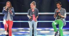 These kids bring down the house with this beautiful rendition of 'Angel'.