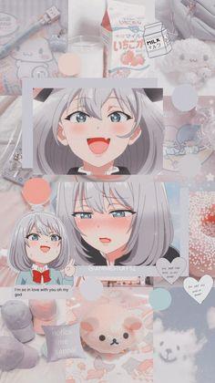 Nice Tips Anime Aesthetic Wallpaper : Asz Lockscreens Pink Wallpaper Anime, Wallpaper Animes, Hero Wallpaper, Kawaii Wallpaper, Animes Wallpapers, Cute Wallpaper Backgrounds, Wallpaper Iphone Cute, Anime Girl Cute, Kawaii Anime Girl