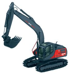 Atlas 225LC Crawler Excavator (1/50)
