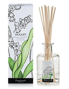 Lily Of The Valley Room Fragrance Diffuser 200ml M&S