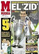 El Madrid gana su novena Copa de Europa