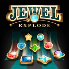 Free Match-3 Browser Game - Swap and combine precious stones with Jewel Explode, an engaging steampunk themed match 3 game. #browsergame #freegames #gaming #match3 #game #webgame Brain Puzzle Games, Online Puzzle Games, Online Games, Xbox, Card Ui, Match 3 Games, Nintendo, School Games, Puzzles For Kids